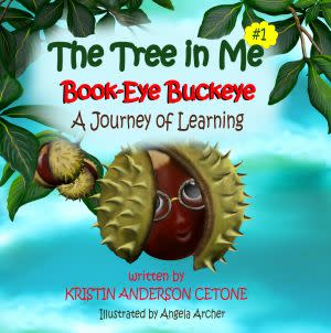 Award-Winning Children's book — Book-Eye Buckeye