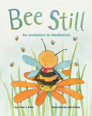 Award-Winning Children's book — Bee Still