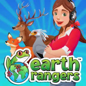 Award-Winning Children's book — the Earth Rangers podcast