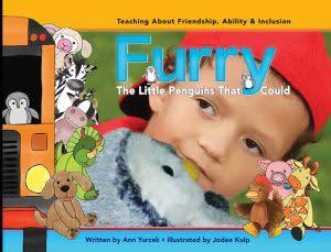 Award-Winning Children's book — Furry