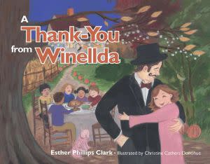 Award-Winning Children's book — A Thank You from Winellda