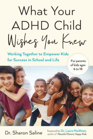Award-Winning Children's book — What Your ADHD Child Wishes You Knew: