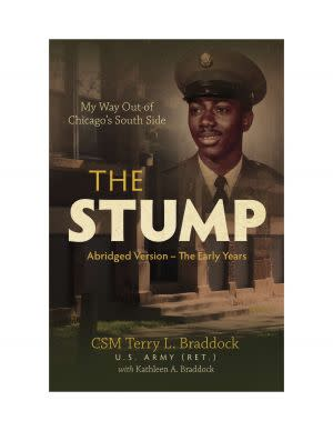 Award-Winning Children's book — The Stump:  Abridged Version - The Early Years
