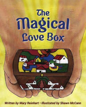 Award-Winning Children's book — The Magical Love Box