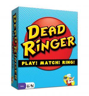 Award-Winning Children's book — Dead Ringer Game