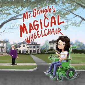 Award-Winning Children's book — Mr Gringle's Magical Wheelchair