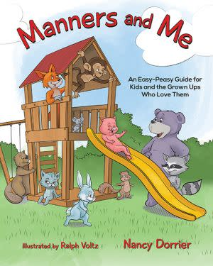 Award-Winning Children's book — Manners and Me
