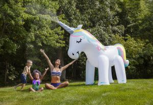 Award-Winning Children's book — Ginormous Unicorn Sprinkler