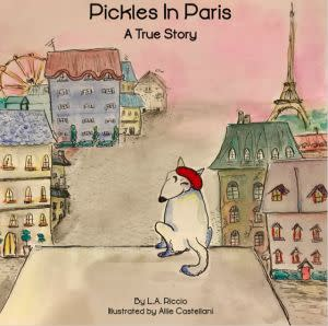 Award-Winning Children's book — PICKLES IN PARIS