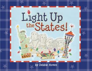 Award-Winning Children's book — Light Up the States