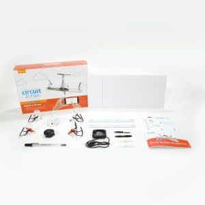 Award-Winning Children's book — Circuit Scribe Drone Builder Kit