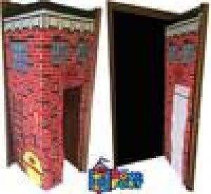 Award-Winning Children's book — The Door Fort