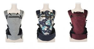 Award-Winning Children's book — Contours Journey 5-in-1 baby Carrier