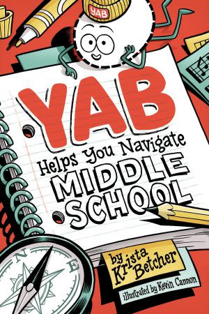 Award-Winning Children's book — YAB Helps You Navigate Middle School