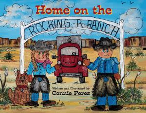 Award-Winning Children's book — Home on the Rocking R Ranch