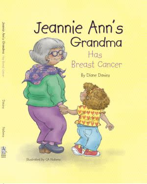 Award-Winning Children's book — Jeannie Ann's Grandma Has Breast Cancer
