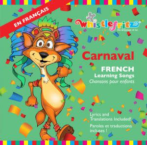 Award-Winning Children's book — CARNAVAL -- French Learning Songs
