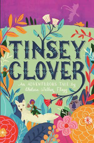 Award-Winning Children's book — TINSEY CLOVER