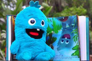 Award-Winning Children's book — The Toothless Monster
