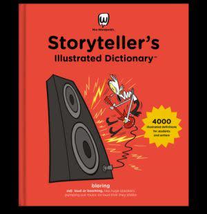 Award-Winning Children's book — Storyteller's Illustrated Dictionary