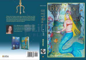 Award-Winning Children's book — Ocean Depths