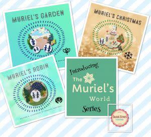 Award-Winning Children's book — Muriel's World Series