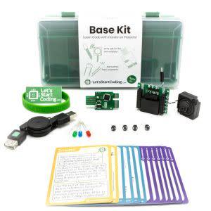 Award-Winning Children's book — Let's Start Coding Base Kit
