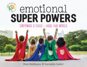 Award-Winning Children's book — Emotional Super Powers