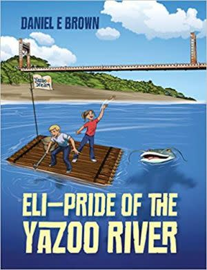 Award-Winning Children's book — ELI - Pride of the Yazoo River