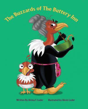 Award-Winning Children's book — The Buzzards of The Buttery Inn