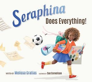 Award-Winning Children's book — Seraphina Does Everything