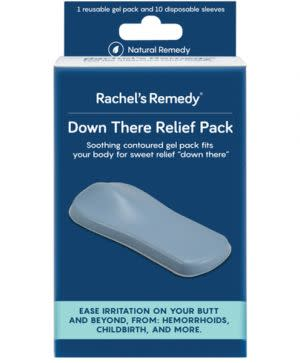 Award-Winning Children's book — Rachel's Remedy Down There Relief Pack