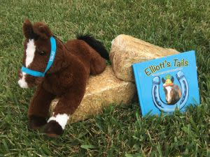 Award-Winning Children's book — Elliott's Tails: The Adventures of a Baby Horse