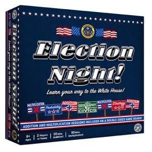 Award-Winning Children's book — Election Night!