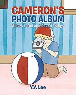 Award-Winning Children's book — Cameron's Photo Album Series (Albums 1-3)