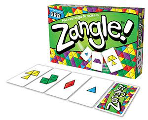 Award-Winning Children's book — Zangle