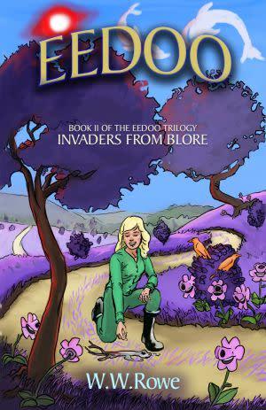 Award-Winning Children's book — EEDOO 2: Invaders From Blore