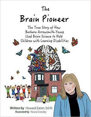 Award-Winning Children's book — The Brain Pioneer