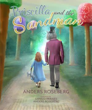 Award-Winning Children's book — Priscilla and the Sandman