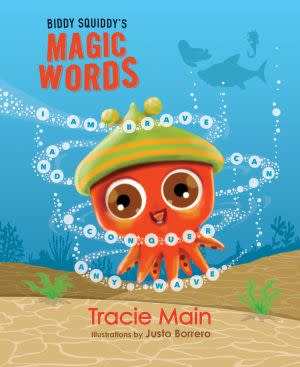 Award-Winning Children's book — Biddy Squiddy's Magic Words