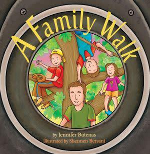 Award-Winning Children's book — A Family Walk