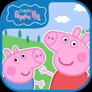 Award-Winning Children's book — World of Peppa Pig