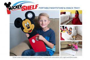 Award-Winning Children's book — Mickey Shelf