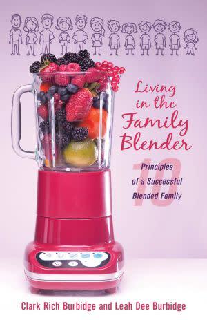 Award-Winning Children's book — Living in the Family Blender