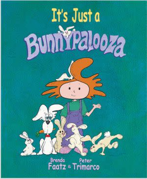 Award-Winning Children's book — It's Just a Bunnypalooza