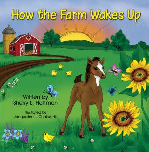 Award-Winning Children's book — How the Farm Wakes Up