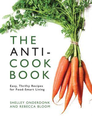 Award-Winning Children's book — The Anti-Cookbook