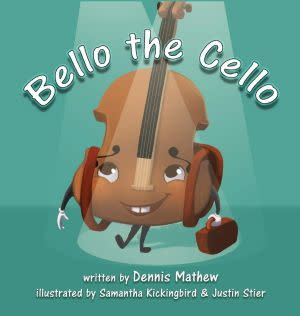 Award-Winning Children's book — Bello the Cello
