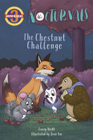 Award-Winning Children's book — The Nocturnals: The Chestnut Challenge