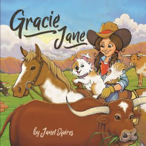 Award-Winning Children's book — Gracie Jane